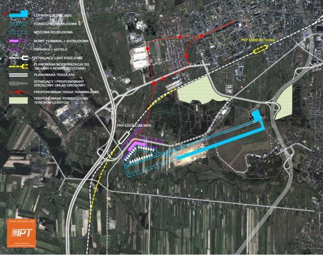 Rozbudowa lotniska Lublinek