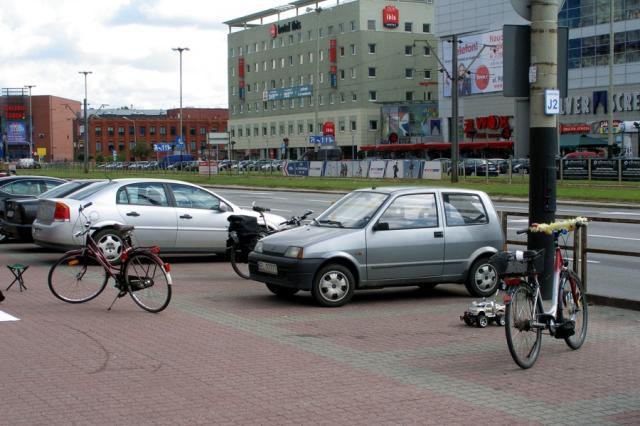 Parking - al. Piłsudskiego