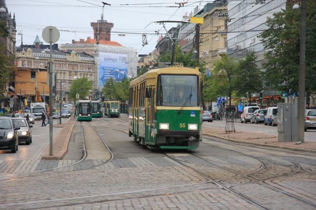 Helsinki Mannerheimintie