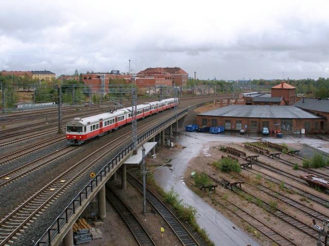 Kolej aglomeracyjna - Helsinki