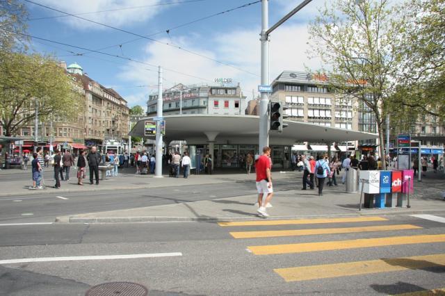 Zurych - Bellevue