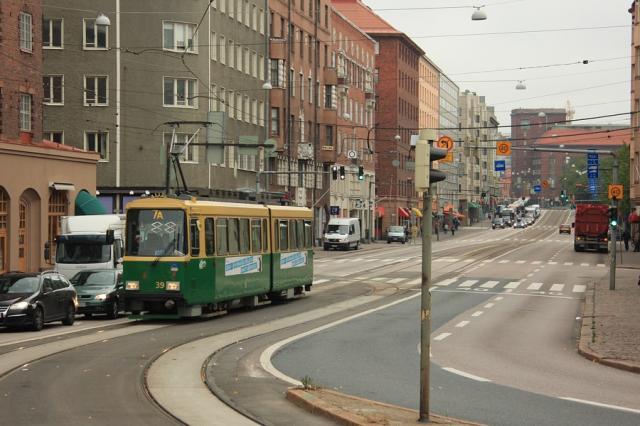 Helsinki - Hakaniemi