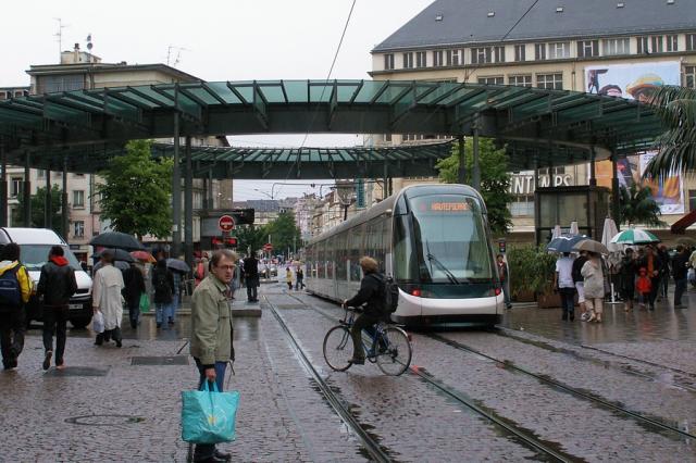 Strasburg - Homme de Fer