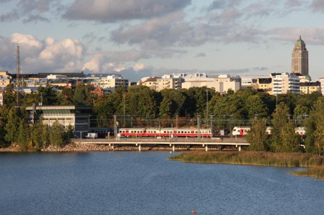 Kolej aglomeracyjna Helsinek